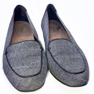{Clark's Artisan}  Comfort Loafer -sz 10 M